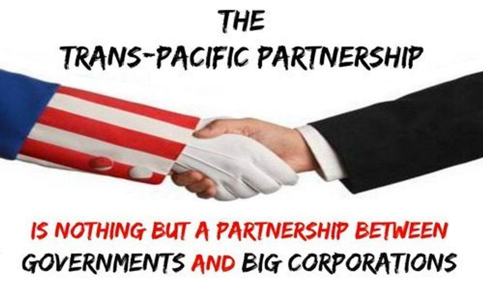 Senate Narrowly Approves Fast-Tracking TPP