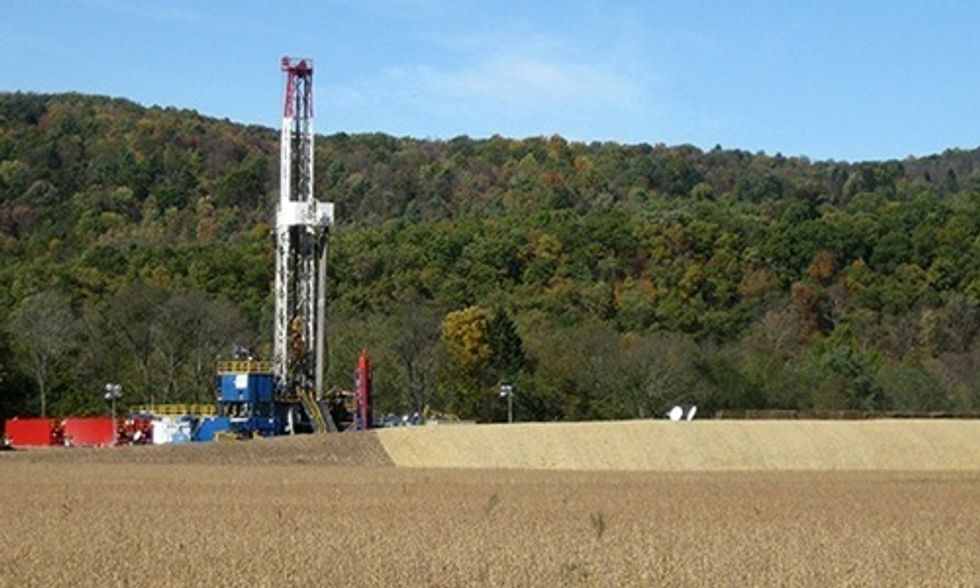 Shocking Documents Reveal Fracking Health Complaints Swept Under the Rug in Pennsylvania