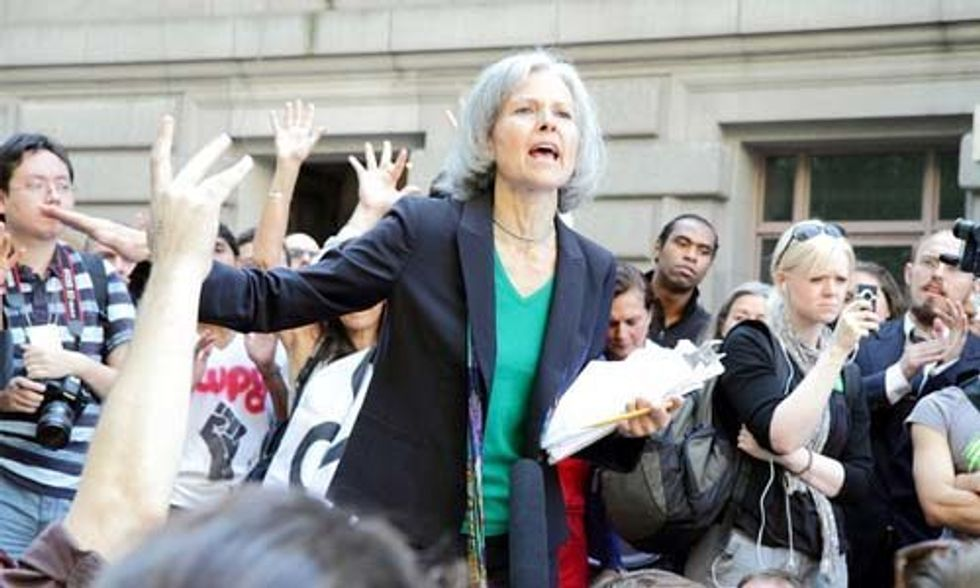 Q & A With Green Party Presidential Candidate Jill Stein