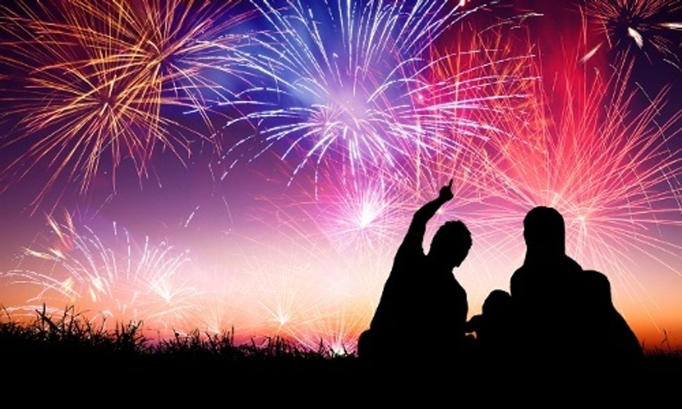 Epic Drought Blamed for Ban on Fireworks in Bone-Dry States