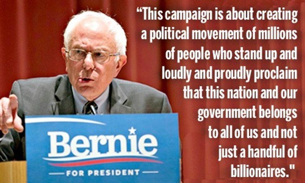 10 Reasons Bernie Sanders Is 'Rockin' in the Free World'