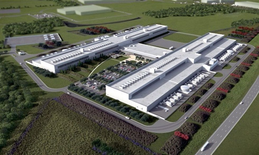 Facebook to Power New Data Center With 100% Wind Energy