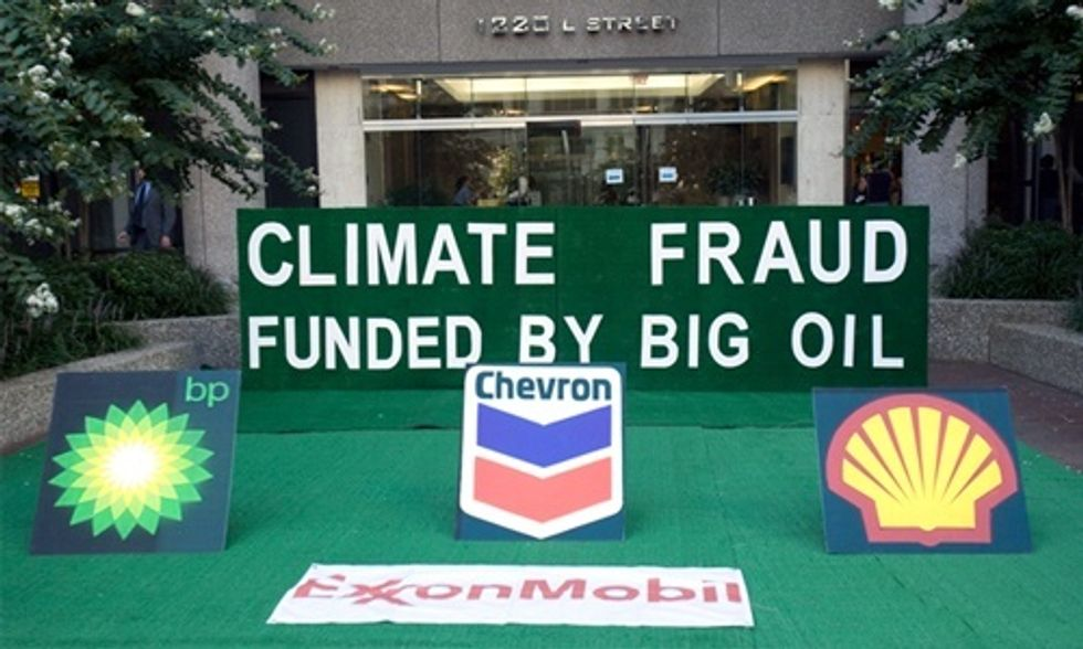 Internal Documents Expose Fossil Fuel Industry's Decades of Deception on Climate Change