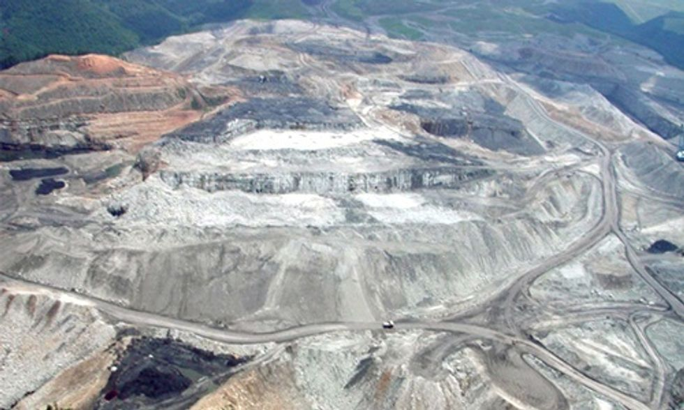 200,000 People Demand Congress Puts an End to Mountaintop Removal
