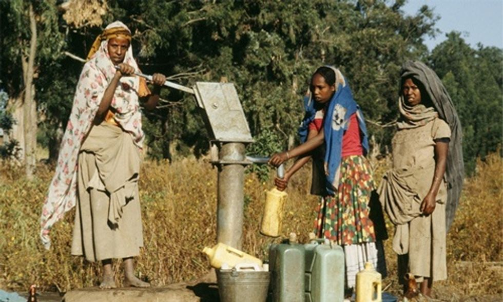 Solving Global Poverty Should Not Accelerate Climate Chaos