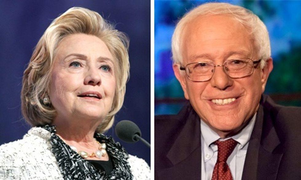 Sanders Calls Out Clinton's Silence on Keystone XL