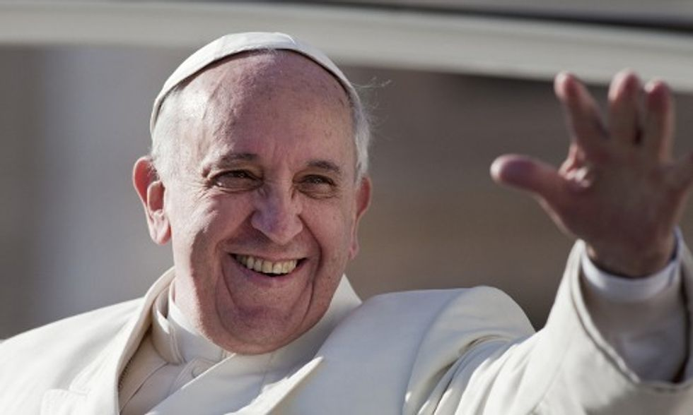 Pope Francis to Hold First-Ever Gathering of Mayors at Vatican to Rev Up Fight Against Climate Change
