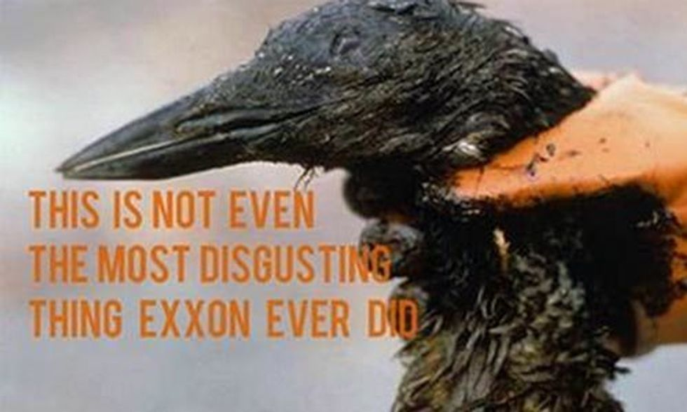Exxon Exposed for Spending Millions on Climate Change Denial