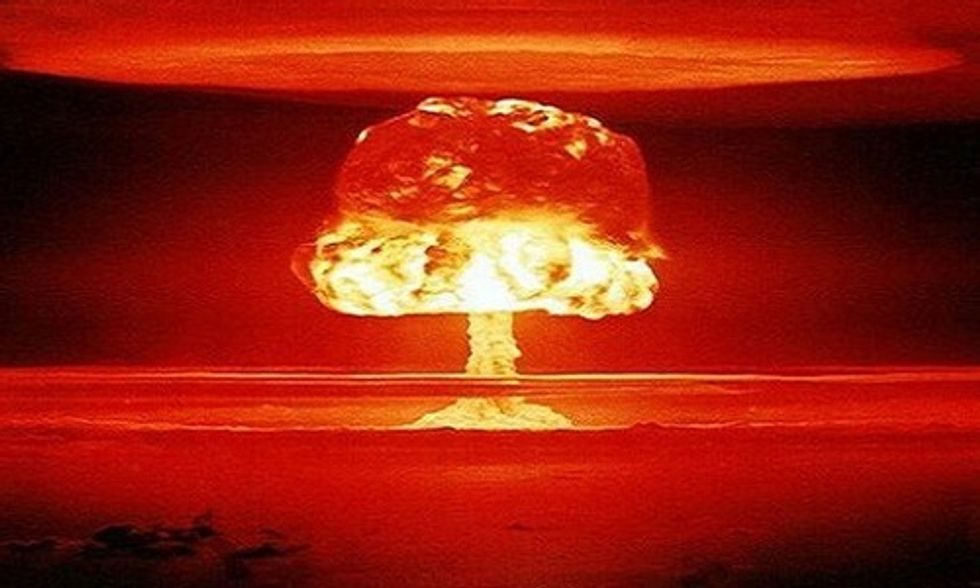World Scientists: Climate Change as Serious a Risk as Nuclear War
