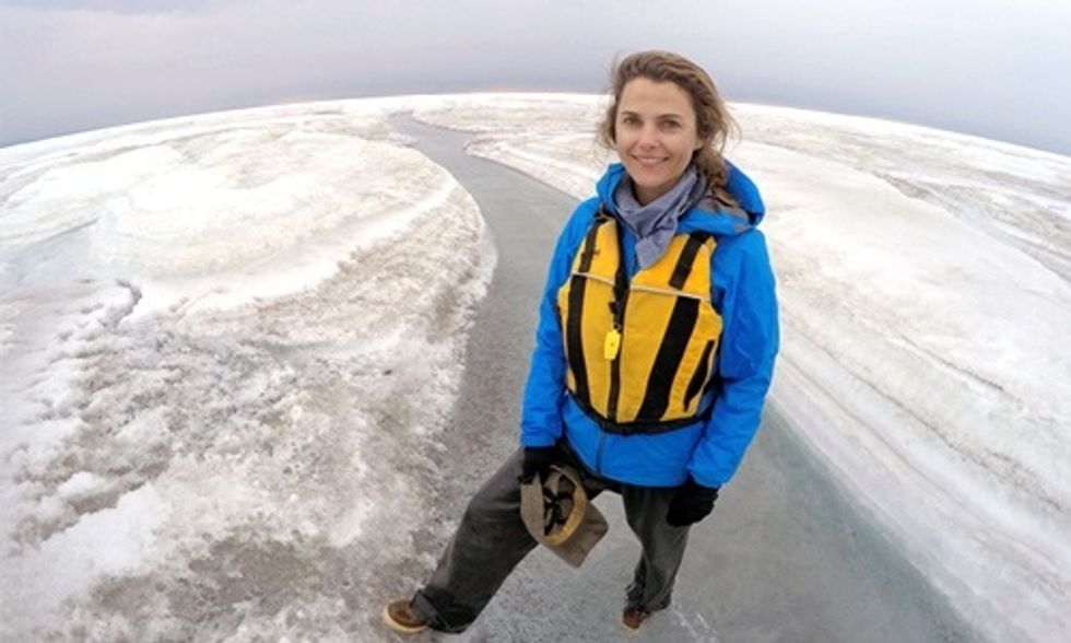 Keri Russell: We Need to Protect the Arctic for Future Generations