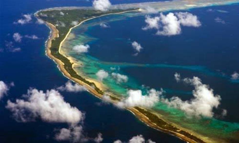 Marshall Islands' Bold Pledge of 'Zero Emissions by 2050'