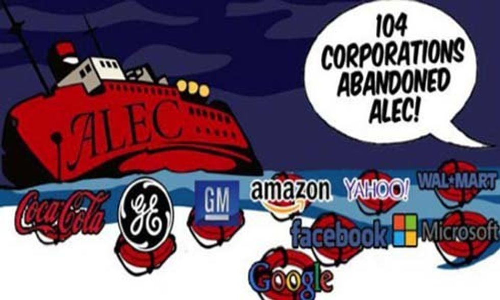 8 Scheming Plans for ALEC in 2015 and Beyond