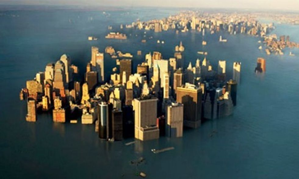 James Hansen: 'Emergency Cooperation Among Nations' Is Needed to Prevent Catastrophic Sea Level Rise