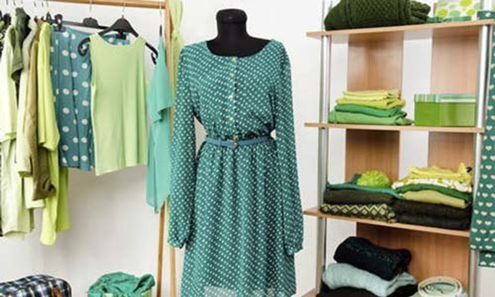How Green Is Your Favorite Clothing Brand?