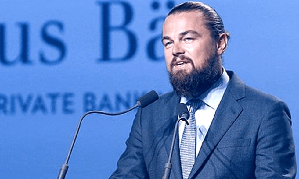 $40 Million More Reasons to Love Leonardo DiCaprio