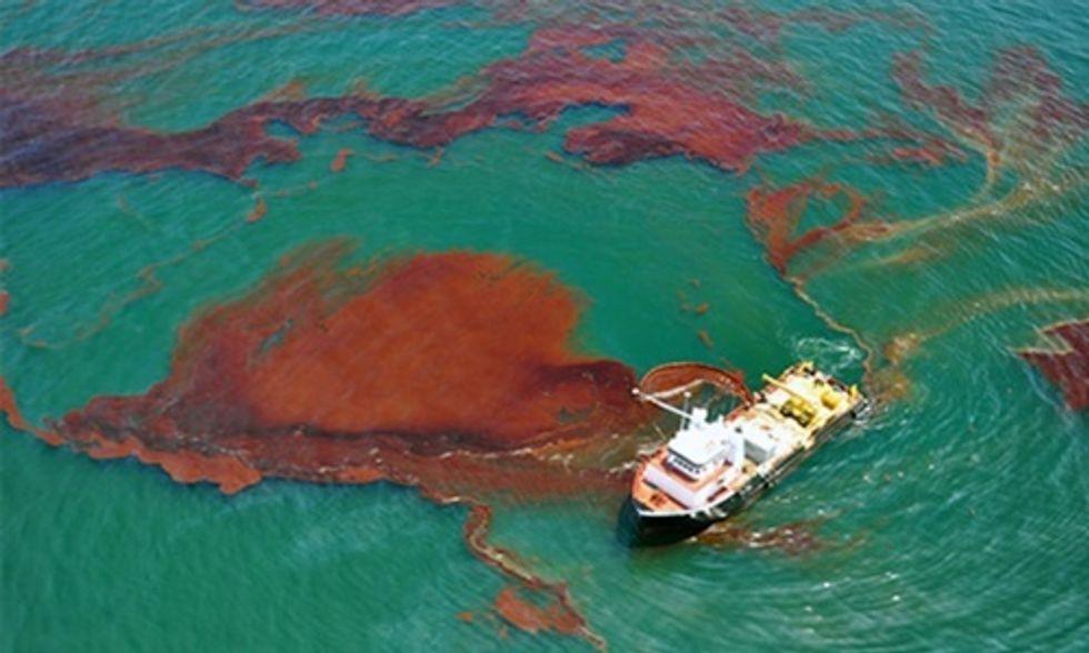 5 Years Since Massive Tar Sands Oil Spill, Kalamazoo River Still Not Clean