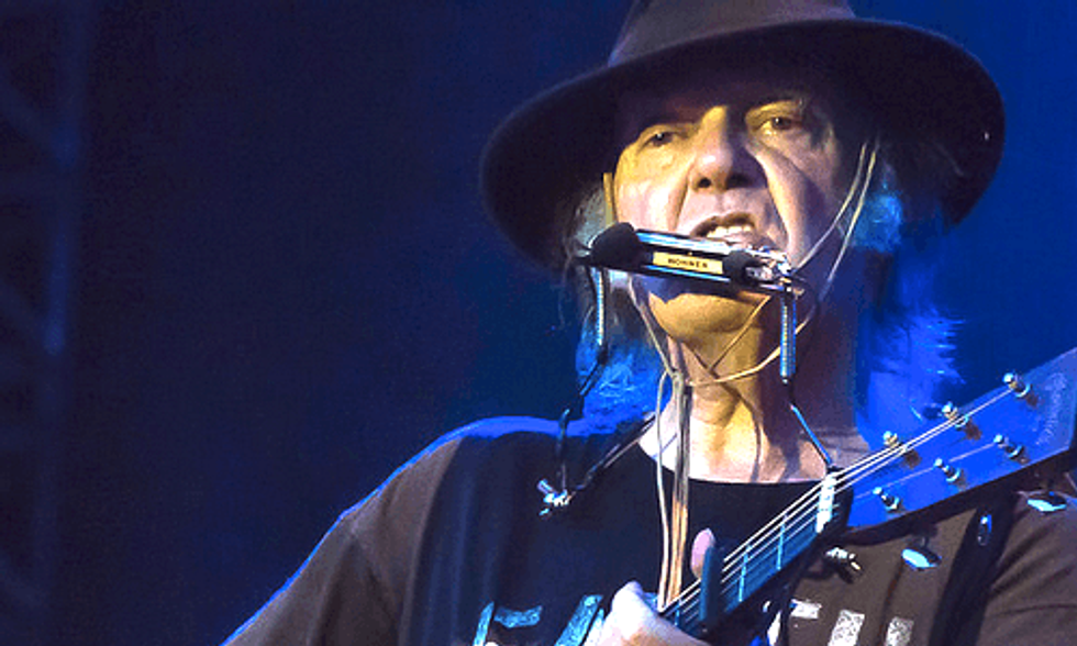 Neil Young and Monsanto Reignite War Over GMOs Since Release of 'Seeding Fear'