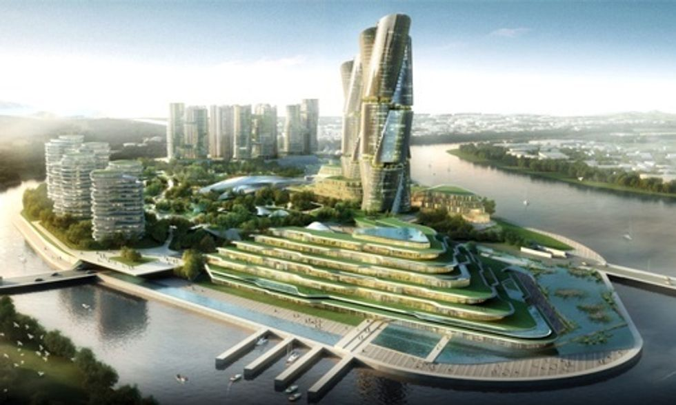 10 Countries Taking the 'LEED' in Green Building