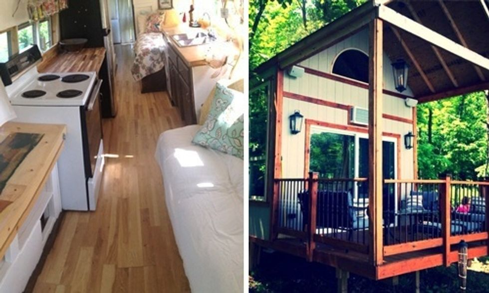 Two Single Moms Join the Tiny Homes Revolution