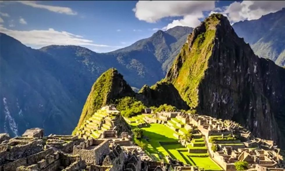 25 of the World's Most Famous Lost Cities