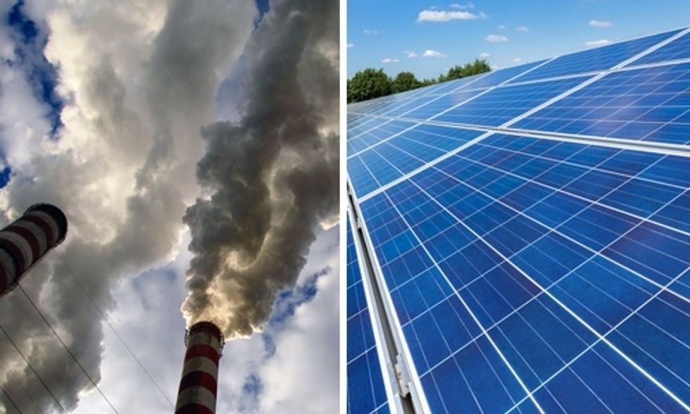 New Mexico at a Crossroads: Burn Coal at High Price or Switch to Renewables and Save Money