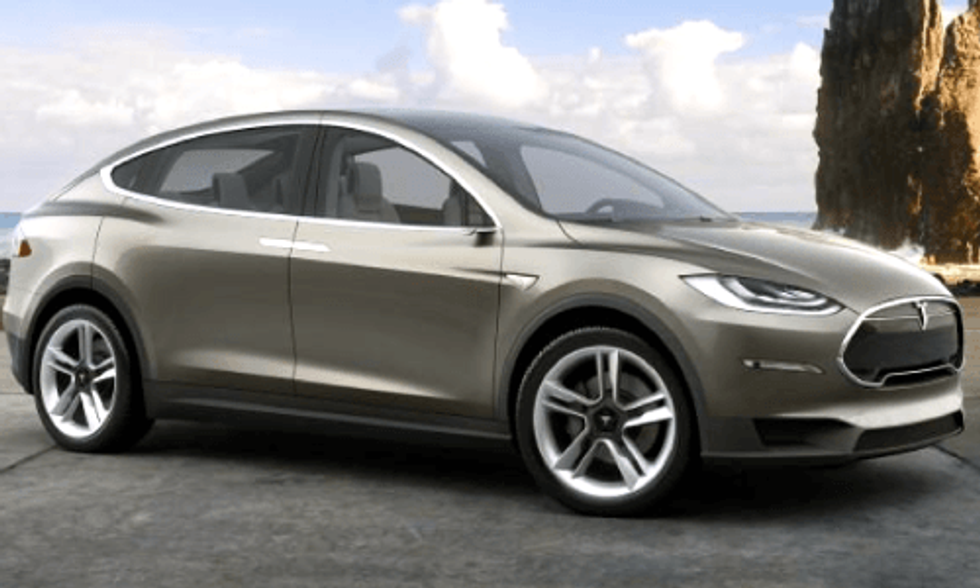 Elon Musk: Convince 10 People to Buy a Tesla and You Might Get the Car for Free
