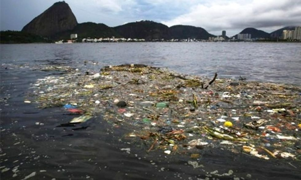 AP Investigation Reveals Olympic Athletes Will Swim in 'Raw Sewage' in Rio Waterways