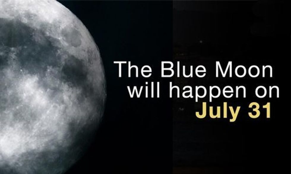 What Is a Blue Moon and Where Did It Get Its Name?