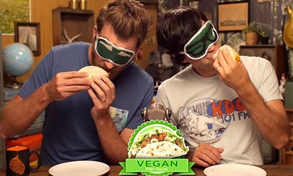 Blind Taste Test Determines if Vegan 'Meat' Tastes Like the Real Thing