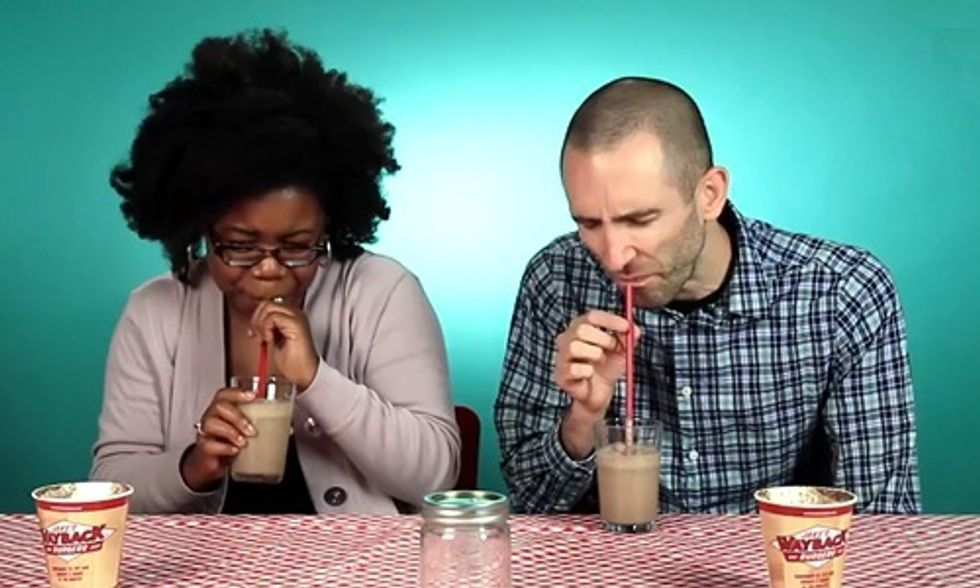 Are You Ready to Try an Oreo Cricket Milkshake?
