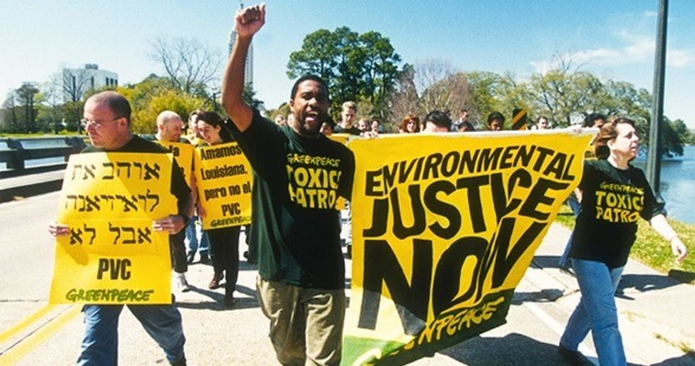 Why the Voting Rights Act Matters for Environmentalists