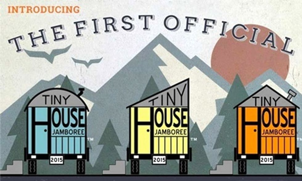 Tiny House Festival Expected to Be Huge