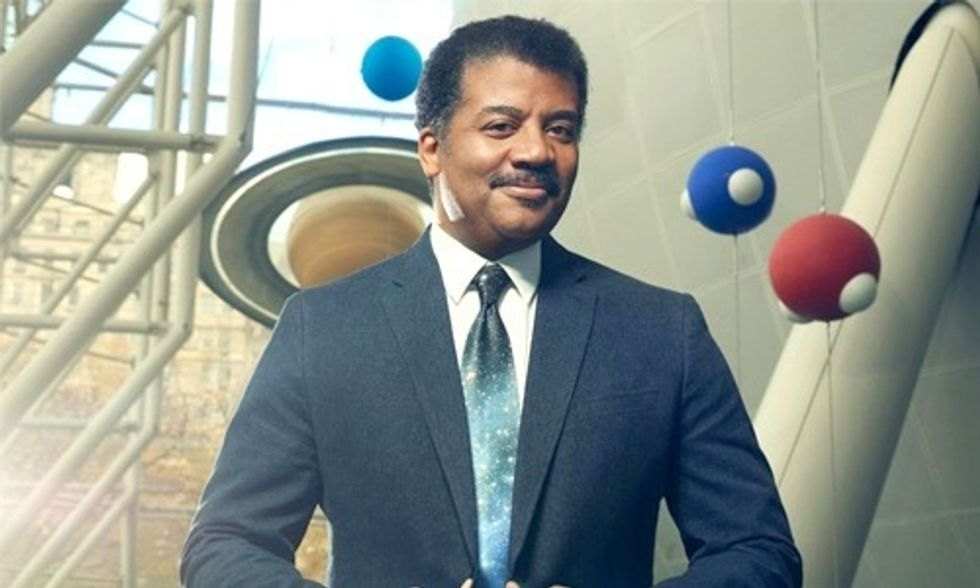 Neil deGrasse Tyson: Politicians, Stop 'Cherry-Picking Science' for Political Gain