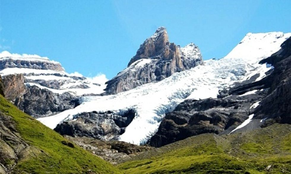 World's Glaciers Melting at Record Rate