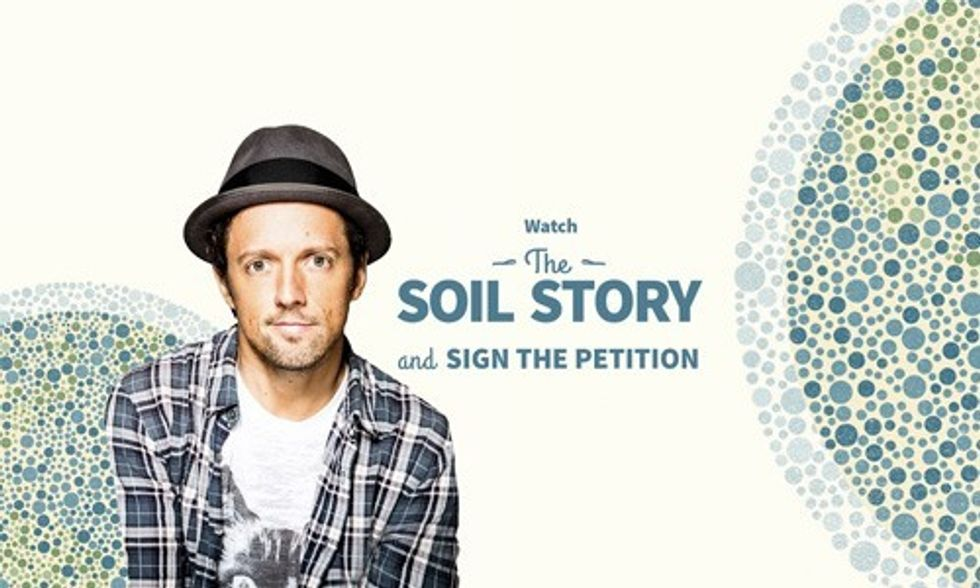 Jason Mraz: Stand With Farmers, Fight the Drought, Help Reverse Climate Change