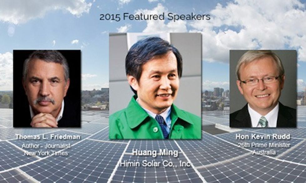 Nation's Top Thought Leaders on Climate Meet at AREDAY