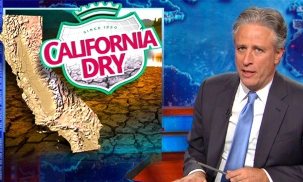 Jon Stewart's Best Eco-Moments