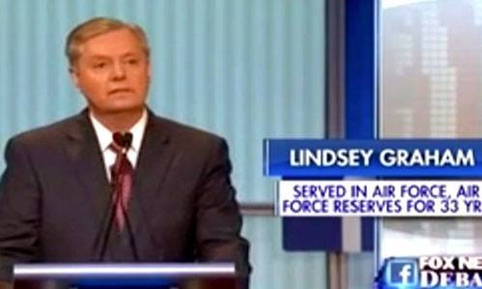 Fox News Asks Sen. Graham: How Can Republicans 'Trust' You After Working on Climate Bill?