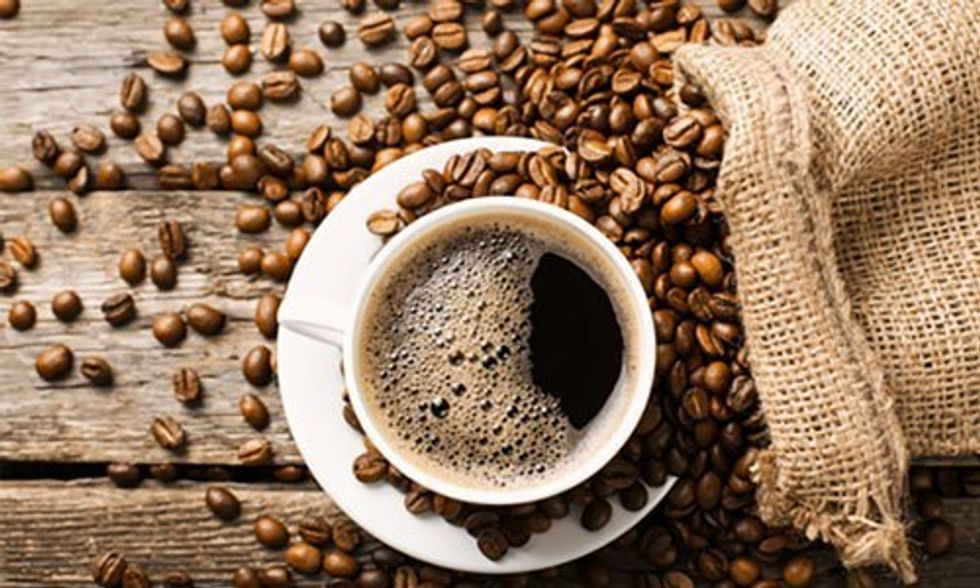 Coffee: The World's Biggest Source of Antioxidants
