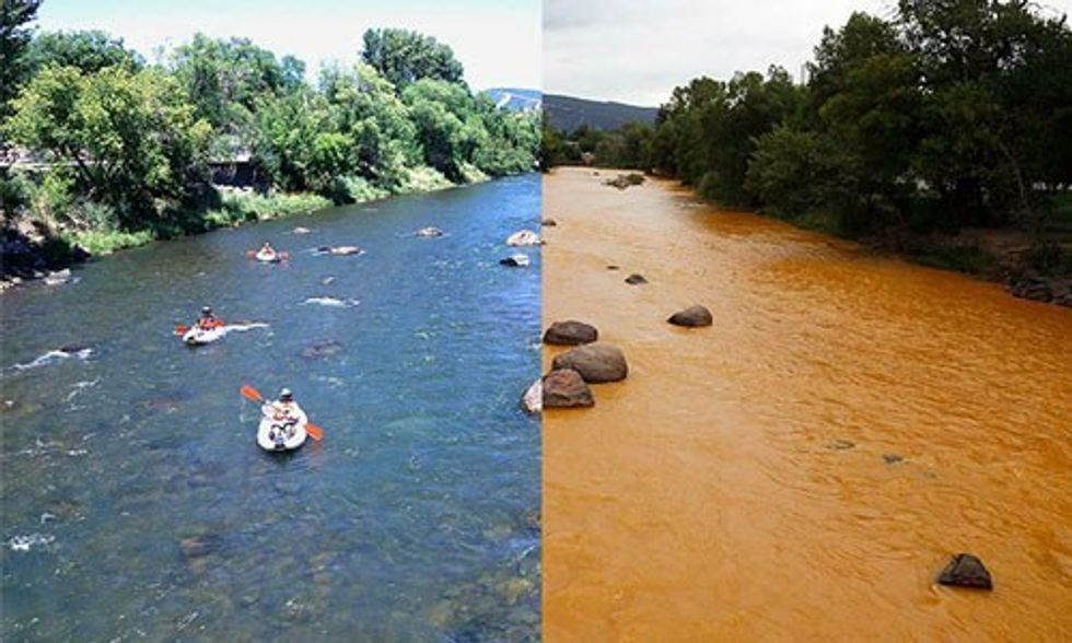 EPA: Mine Waste Spill 3 Times Larger Than Original Estimate