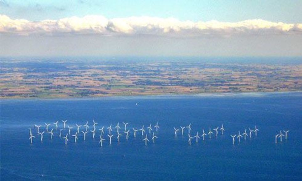Carbon Emissions Falling Fast as Wind and Solar Replace Fossil Fuels