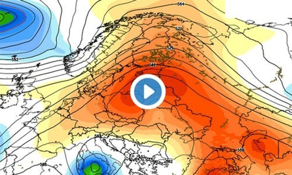 Deadly Heat Waves Sweep the Globe