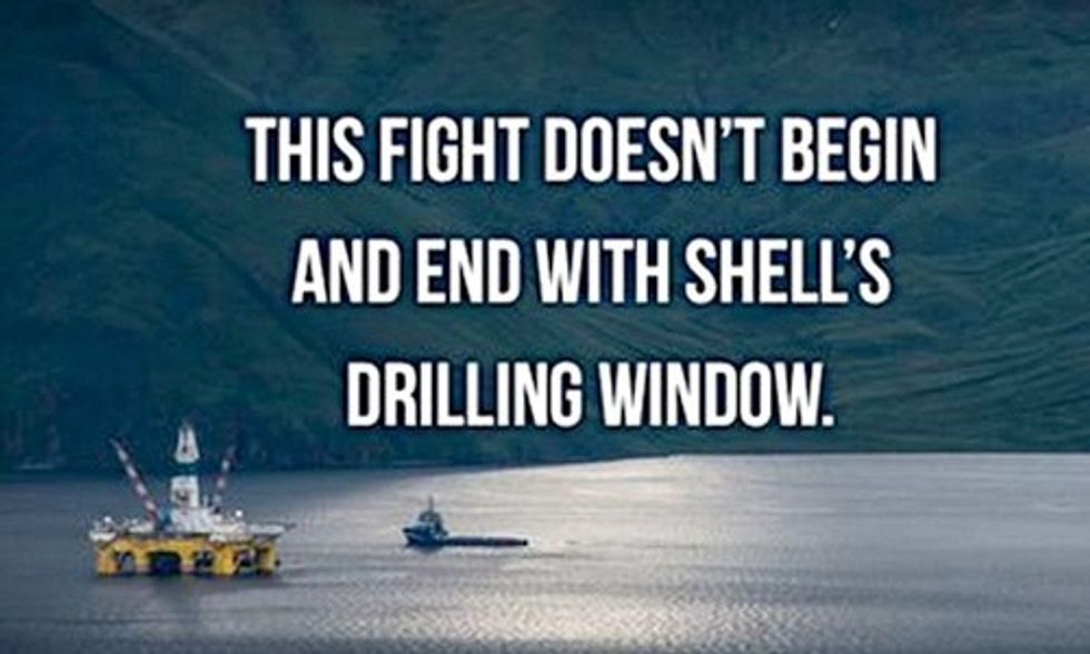 President Obama Gives Shell Final Approval to Drill in the Arctic