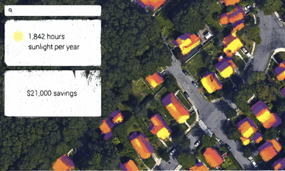 Wondering If Solar Is Right for You? Just Ask Google's 'Project Sunroof'