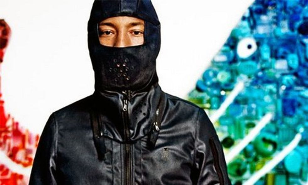 Pharrell Williams and G-Star RAW Transform Ocean Plastic Into Clothes