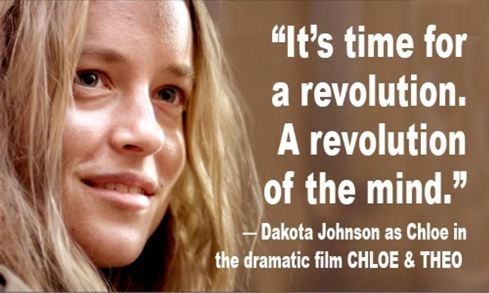 Chloe & Theo: A Movie That Will Change the Way You Look at the World