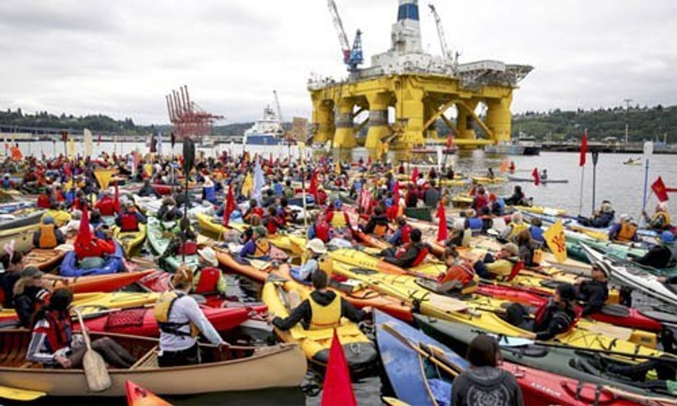 Bill McKibben: Picturing the End of Fossil Fuels