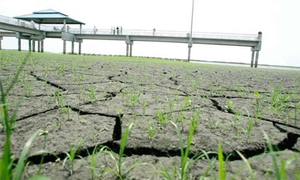 Extreme Drought Hits South Florida