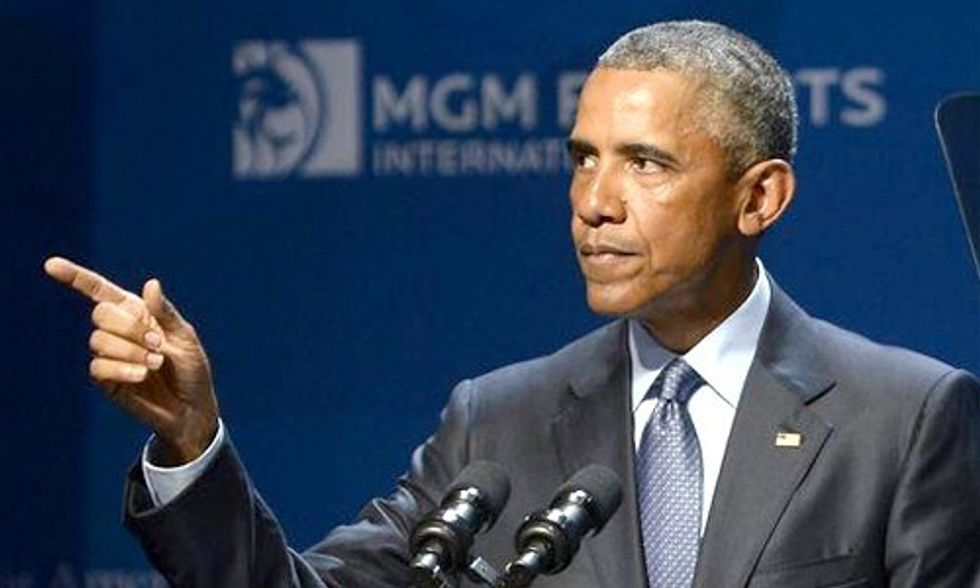 Obama Slams Koch Brothers at Clean Energy Summit for 'Standing in the Way of Progress'