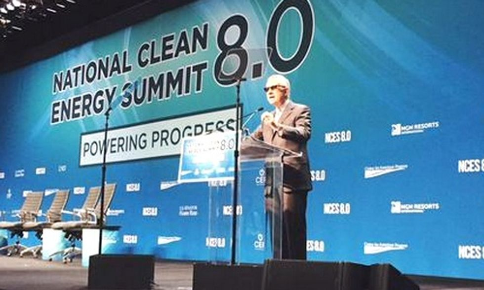 President Obama Doubles Down on Clean Energy